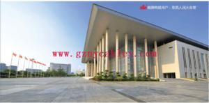 东莞人民大会堂 The Great Hall of the people in Dongguan