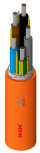 T?V电动汽车直流流充电系统用电缆(DC Charging EV Cable )
