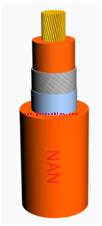 道路车辆用高压电缆_AC 600VDC 900V多芯屏蔽高压电缆(AC 600VDC 900V multi-core shielding high voltage cable)